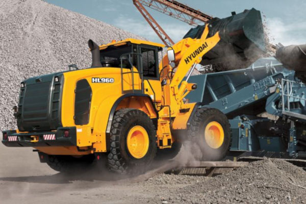 Hyundai | Special Equipment | Heavy Duty Wheel Loader for sale at Cisco Equipment, Texas and New Mexico
