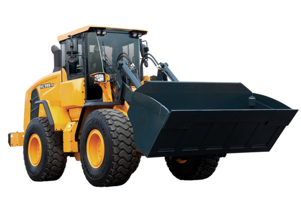 Hyundai | Tool Master Wheel Loaders | Model HL955 TM for sale at Cisco Equipment, Texas and New Mexico
