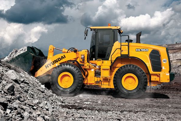 Hyundai HL960HD for sale at Cisco Equipment, Texas and New Mexico