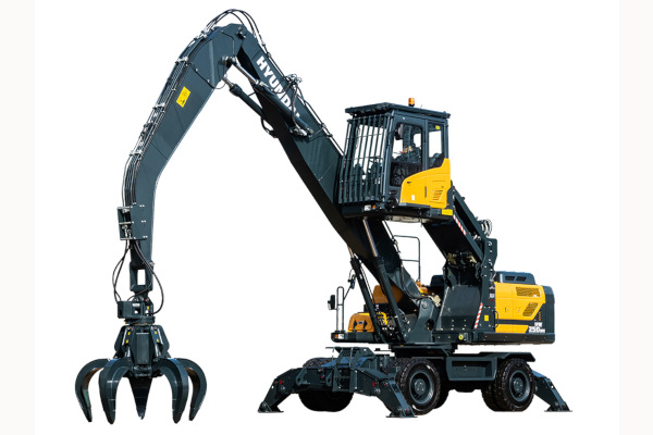 Hyundai | Wheeled Excavators | Model HW250MH for sale at Cisco Equipment, Texas and New Mexico
