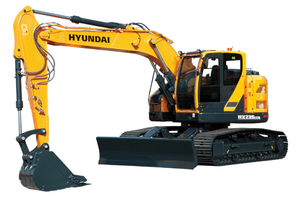 Hyundai HX235LCR for sale at Cisco Equipment, Texas and New Mexico