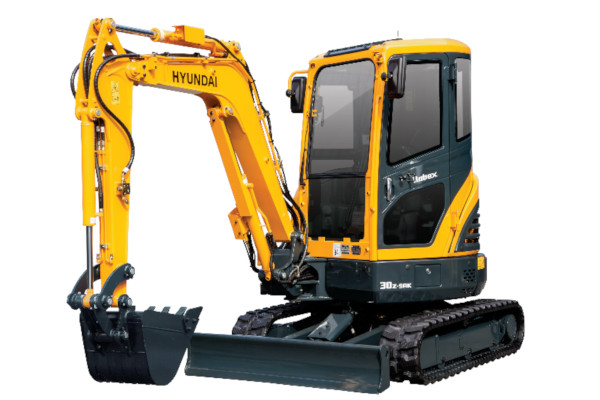 Hyundai R30Z-9AK for sale at Cisco Equipment, Texas and New Mexico