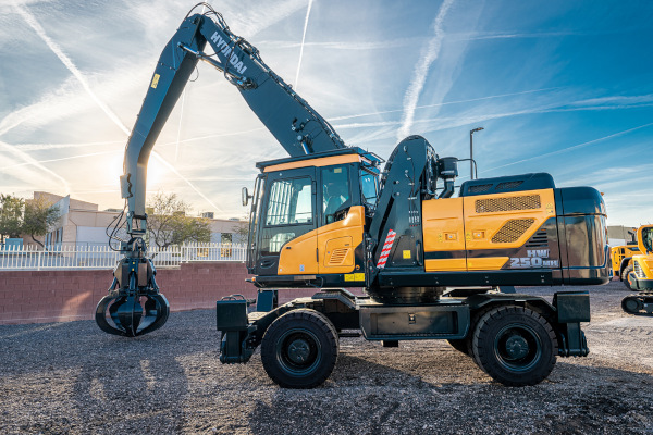 Hyundai | Special Equipment | Material Handler for sale at Cisco Equipment, Texas and New Mexico