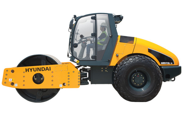 Hyundai | Compaction Rollers | Single Drum for sale at Odessa, Lubbock, San Angelo, Texas and Artesia, New Mexico