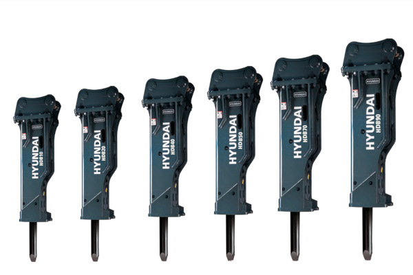 Hyundai Small Breakers for sale at Cisco Equipment, Texas and New Mexico