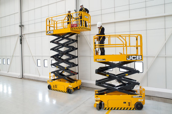 JCB | Electric Scissors | Model S2032E for sale at Cisco Equipment, Texas and New Mexico