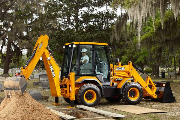 JCB | Backhoe Loaders | Model 3CX Compact Backhoe for sale at Cisco Equipment, Texas and New Mexico