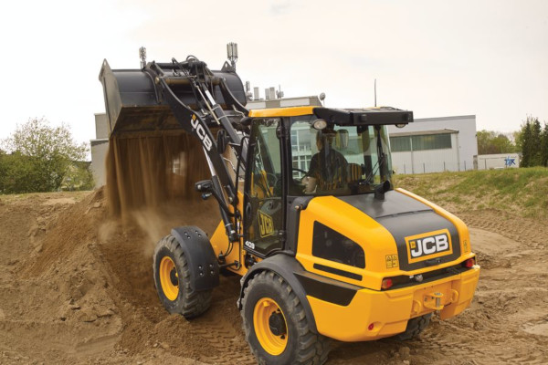 JCB | Wheel Loaders | Model 409 for sale at Cisco Equipment, Texas and New Mexico