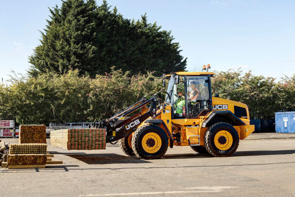 JCB | Wheel Loaders | Model 411 for sale at Cisco Equipment, Texas and New Mexico