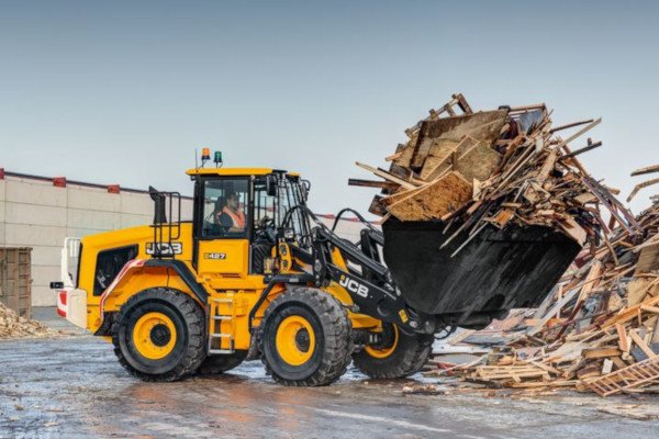 JCB | Wheel Loaders | Model 427 for sale at Cisco Equipment, Texas and New Mexico