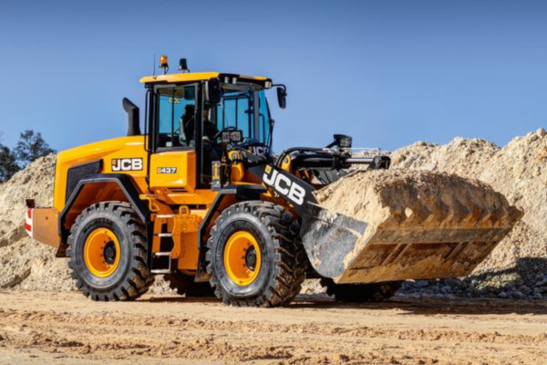 JCB | Wheel Loaders | Model 437 for sale at Cisco Equipment, Texas and New Mexico