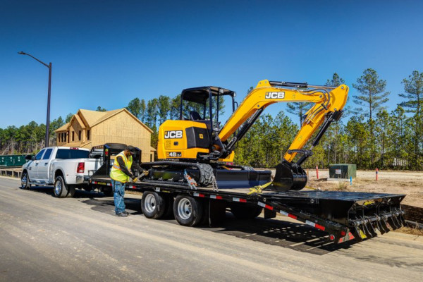 JCB | Compact & Mini Excavators | Model 48Z-1 for sale at Cisco Equipment, Texas and New Mexico