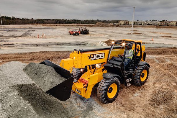 JCB | JCB Loadall | Model 510-55TC for sale at Cisco Equipment, Texas and New Mexico