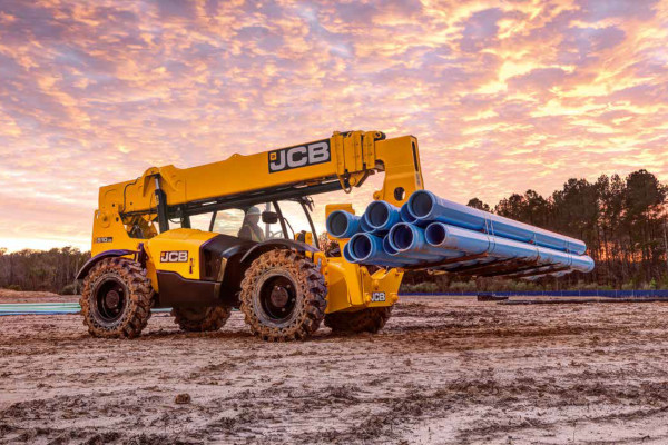 JCB 510-56 for sale at Odessa, Lubbock, San Angelo, Texas and Artesia, New Mexico