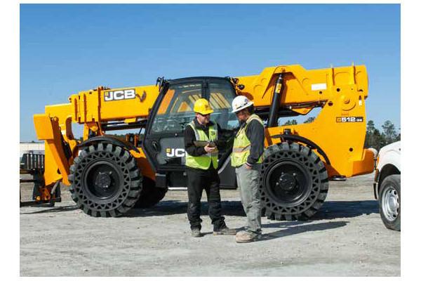 JCB | JCB Loadall | Model 512-26 for sale at Cisco Equipment, Texas and New Mexico