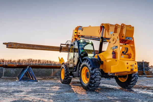 JCB | JCB Loadall | Model 512-56 for sale at Cisco Equipment, Texas and New Mexico
