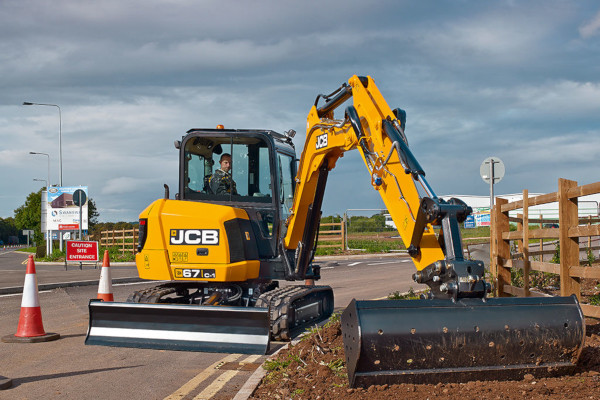 JCB | Compact & Mini Excavators | Model 67C-1 for sale at Cisco Equipment, Texas and New Mexico