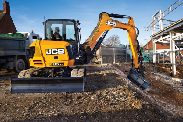 JCB 85Z-1 for sale at Cisco Equipment, Texas and New Mexico