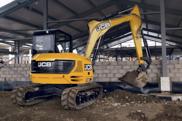 JCB | Compact & Mini Excavators | Model 90Z-1 for sale at Cisco Equipment, Texas and New Mexico