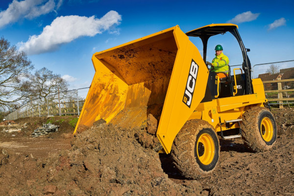 JCB | Site Dumpers | Model 9T-1 Site Dumper for sale at Cisco Equipment, Texas and New Mexico