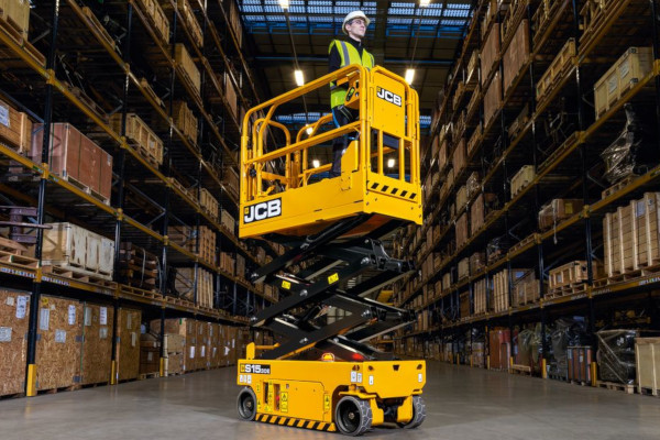JCB | Electric Scissors | Model S1530E for sale at Cisco Equipment, Texas and New Mexico