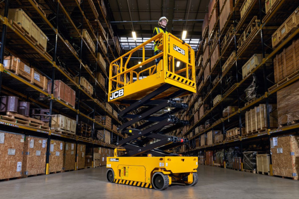 JCB | Electric Scissors | Model S2646E for sale at Cisco Equipment, Texas and New Mexico