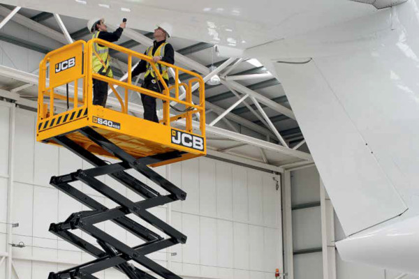 JCB S4046E for sale at Cisco Equipment, Texas and New Mexico