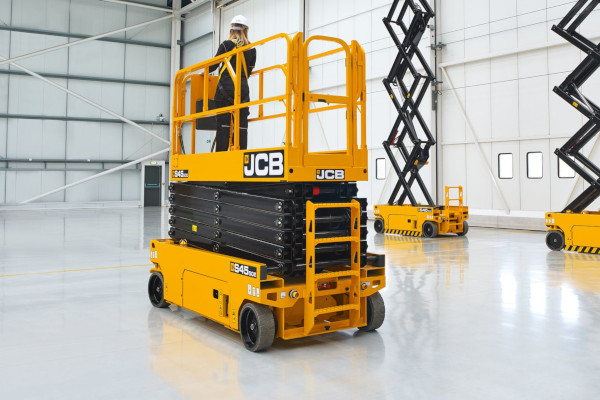JCB | Electric Scissors | Model S4550E for sale at Cisco Equipment, Texas and New Mexico