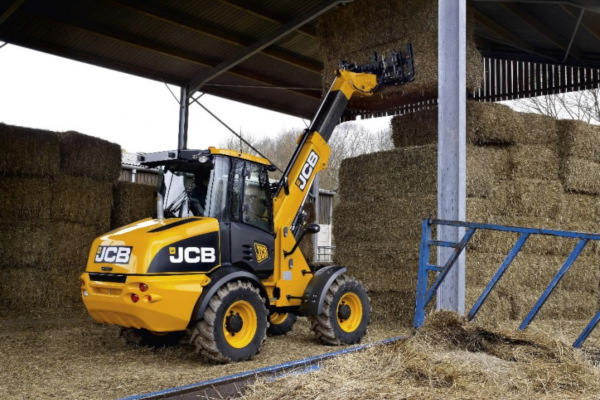 JCB | Articulated Telescopic Handlers | Model TM220 for sale at Cisco Equipment, Texas and New Mexico