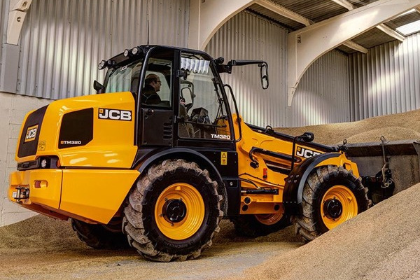 JCB | Articulated Telescopic Handlers | Model TM320 for sale at Cisco Equipment, Texas and New Mexico