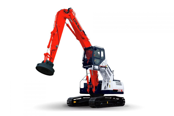 Link-Belt Excavators | Material Handlers | Model 250 X4 MH for sale at Cisco Equipment, Texas and New Mexico