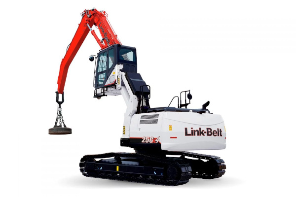 Link-Belt Excavators 250 X4 Scrap Loader for sale at Cisco Equipment, Texas and New Mexico