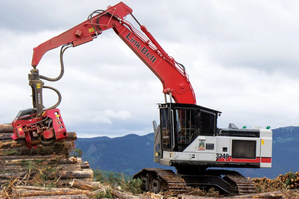 Link-Belt Excavators | 40 Series | Model 3240 PH for sale at Cisco Equipment, Texas and New Mexico
