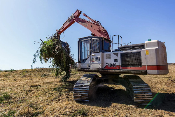 Link-Belt Excavators | 40 Series | Model 4040 RB for sale at Cisco Equipment, Texas and New Mexico