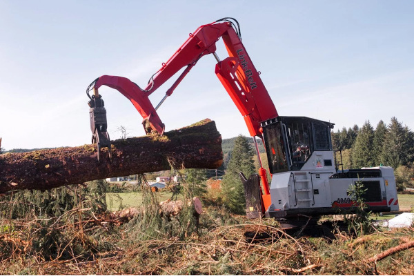Link-Belt Excavators | 40 Series | Model 4040 TL for sale at Cisco Equipment, Texas and New Mexico