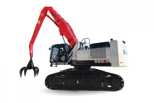 Link-Belt Excavators 600 X4 MH for sale at Cisco Equipment, Texas and New Mexico