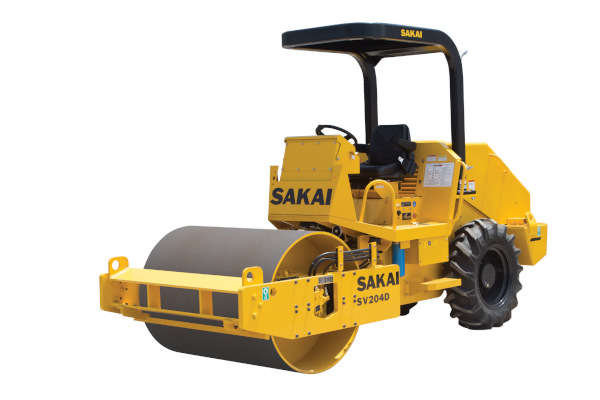 Sakai Rollers | Soil Rollers | 204 Series for sale at Cisco Equipment, Texas and New Mexico