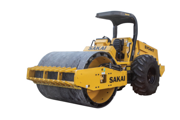 Sakai Rollers | Soil Rollers | 544 Series for sale at Cisco Equipment, Texas and New Mexico