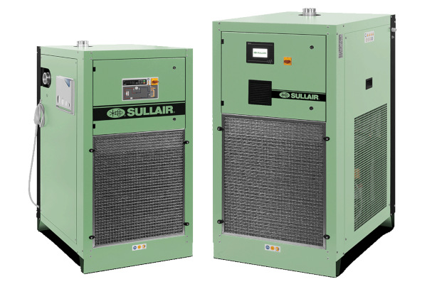 Sullair Compressed Air Solutions | Dryers | Model Cycling Refrigerated Compressed Air Dryers for sale at Cisco Equipment, Texas and New Mexico