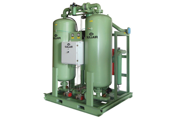 Sullair Compressed Air Solutions | Dryers | Model RDHL Desiccant Heatless Series for sale at Cisco Equipment, Texas and New Mexico