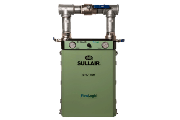 Sullair Compressed Air Solutions SFL Series FlowLogic™ Flow Controllers for sale at Cisco Equipment, Texas and New Mexico