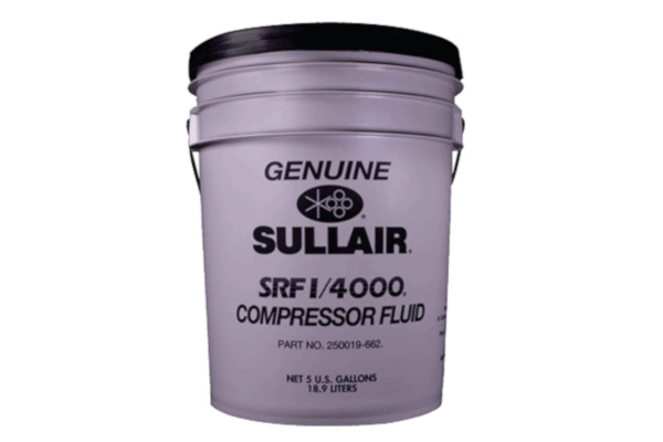 Sullair Compressed Air Solutions | Fluids | Model SRF1/4000® for sale at Cisco Equipment, Texas and New Mexico