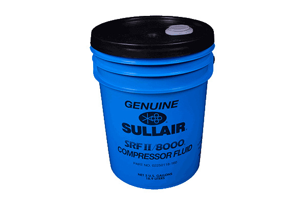Sullair Compressed Air Solutions | Fluids | Model Sullair SRF II/8000® for sale at Cisco Equipment, Texas and New Mexico