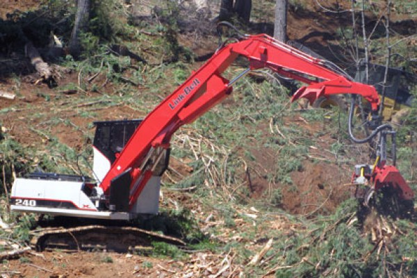 Link-Belt Excavators | X2 Forestry Series | Model 240 X2 Forestry for sale at Cisco Equipment, Texas and New Mexico
