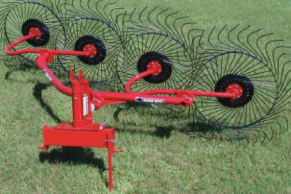 Bush Hog Landscaping Tools & | Hay Rakes | Model LWR511 & LWL511 for sale at Cisco Equipment, Texas and New Mexico
