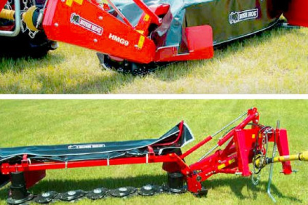 Bush Hog Landscaping Tools & | Hay Mowers | Model HMG7 for sale at Cisco Equipment, Texas and New Mexico
