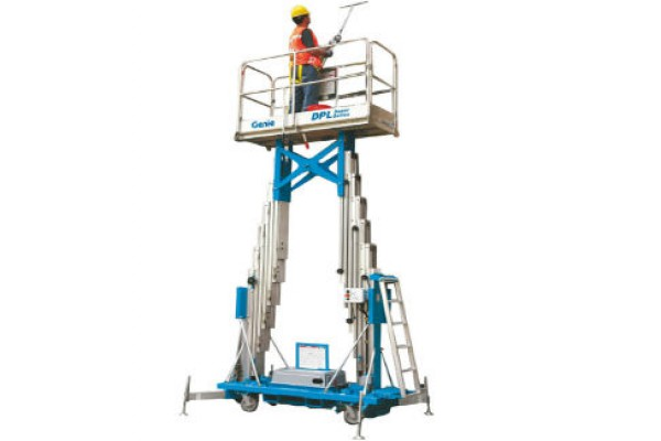 Genie Aerial Lifts & Material Handling | Aerial Work Platforms - Super Series | Model DPL®-25S for sale at Cisco Equipment, Texas and New Mexico