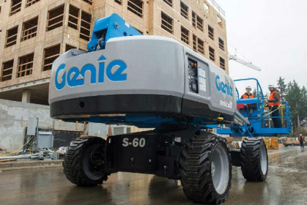 Genie Aerial Lifts & Material Handling S®-60X & S®-65 for sale at Cisco Equipment, Texas and New Mexico