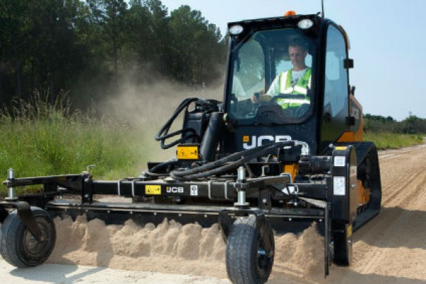 JCB | Compact Track Loaders | Model 190T for sale at Cisco Equipment, Texas and New Mexico