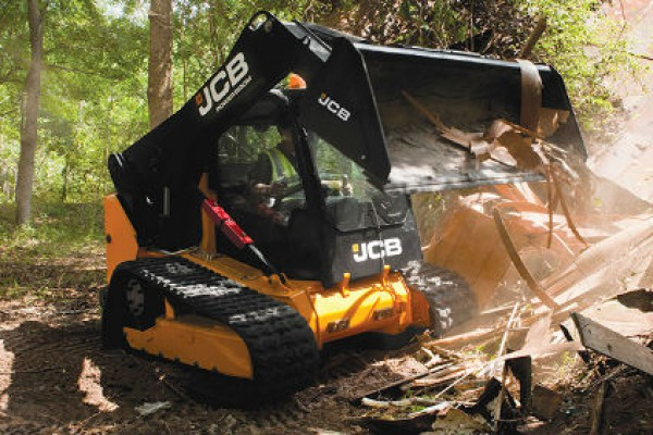JCB | Compact Track Loaders | Model 205T for sale at Cisco Equipment, Texas and New Mexico